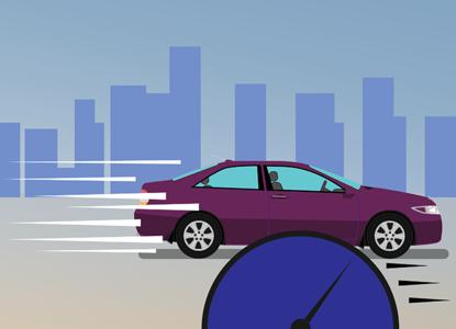 Штраф за превышение скорости: отменяем в суде