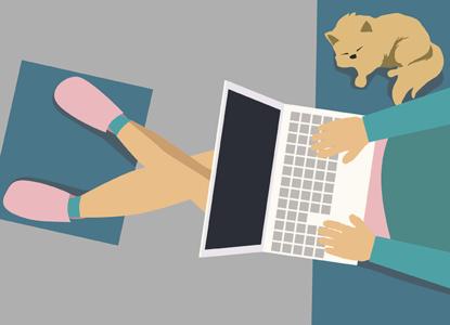 Как работать из дома: советы зарубежных юристов