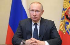 Путин утвердил указ о ядерном сдерживании / Владимир Путин. Фото: kremlin.ru