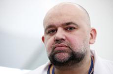 У главврача больницы в Коммунарке диагностировали коронавирус / Фото: Валерий Шарифулин/ТАСС