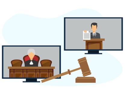 Споры через Skype и Zoom: как работают суды при коронавирусе