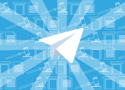 Юридический Telegram: на кого подписаться