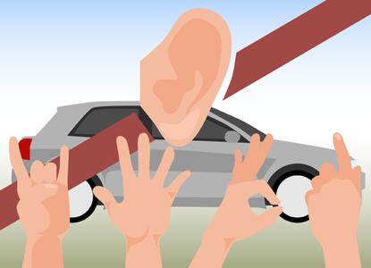Глухонемой за рулем: когда лишение прав можно успешно оспорить