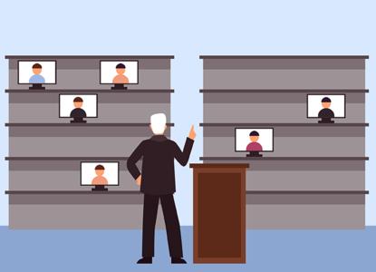 Удобно списывать, но сложно стать юристом: проблемы онлайн-учебы