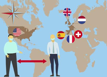 Последствия пандемии для юристов: Западная Европа и США