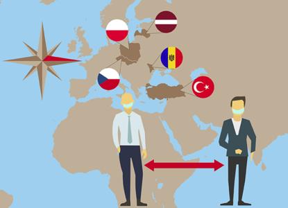Юристы в пандемию: опыт Восточной Европы