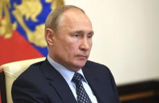 Путина попросили об амнистии для бизнеса / Владимир Путин. Фото: kremin.ru