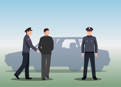 ВС объяснил, когда полицейский может стать понятым