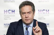 Политолога Платошкина отправили под домашний арест / Николай Платошкин. Фото: Сергей Карпухин/ТАСС