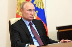 Путин подписал указ о призыве на военные сборы / Владимир Путин. Фото: kremlin.ru