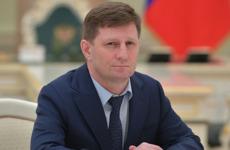 СКР задержал губернатора Хабаровского края / Сергей Фургал. Фото: kremlin.ru