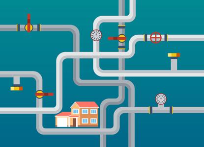 ВС решал, кто заплатит за снос дома рядом с газопроводом