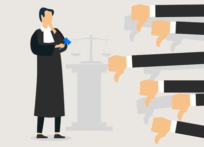 ВККС рассказала о наказании за волокиту и унижение адвоката