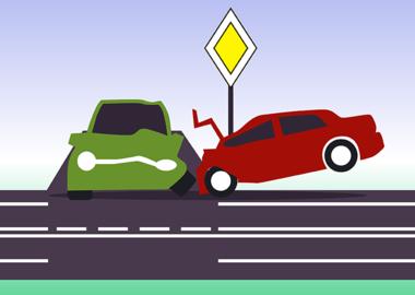 ВС напомнил, когда у водителя нет приоритета на дороге