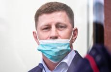 Мосгорсуд оставил под арестом хабаровского губернатора / Сергей Фургал. Фото: Andreyev Vladimir/URA.RU/TASS