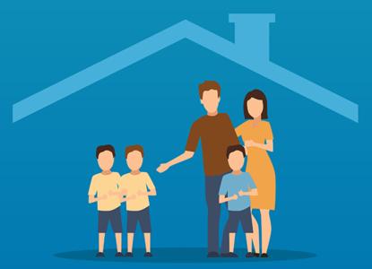 Дети под опекой: может ли семья получить статус многодетной