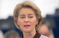 Глава Еврокомиссии потребовала санкций для Белоруссии / Урсула фон дер Ляйен. Фото: wikipedia.org