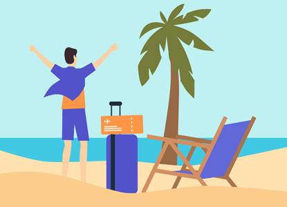 Уйти в отпуск: как сэкономить и отдохнуть по закону