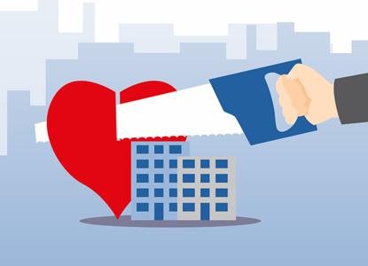 Личное или совместное: раздел имущества при разводе