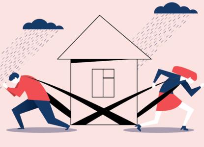 ВС запретил делить самострой при разводе