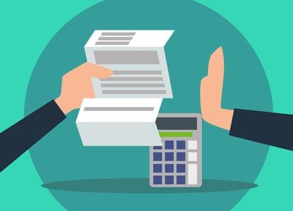 Минфин предложил список оснований для отказа в приёме налоговых деклараций