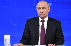 Путин внес пакет законопроектов по Конституции / Владимир Путин. Фото: kremlin.ru