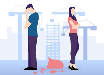 Как разделить «долевку» после развода: решение ВС