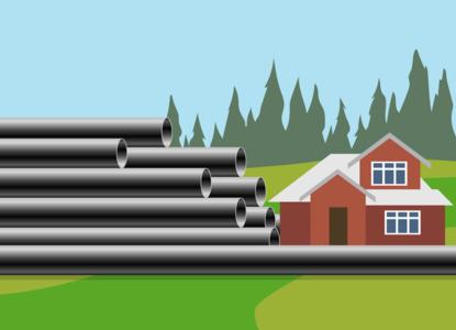 Когда выселят из дома рядом с газопроводом: решение ВС