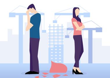 """Как разделить """"долевку"""" после развода: решение ВС"""