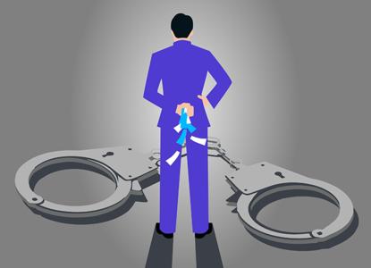Подарок на уголовку: кого и как судят за «откаты»