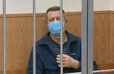 Суд арестовал экс-замглавы ФСИН / Фото: Пресс-служба Басманного суда/ТАСС