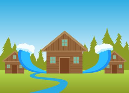 Как доказать, что вас затопил сосед: решение ВС