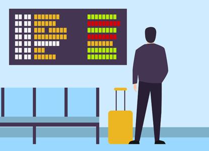 Как получить компенсацию за задержанный рейс