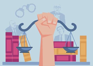 Гонорары успеха под давлением силовиков: итоги года для адвокатов