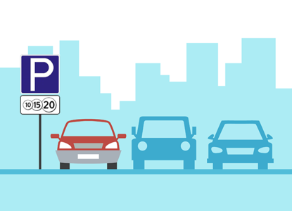 Как отменить штраф за неоплаченную парковку