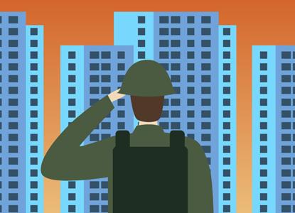 Можно ли получить военную ипотеку, если уже есть квартира: решение ВС