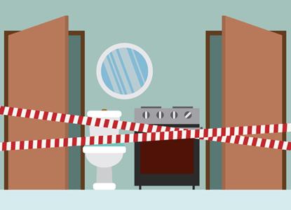 Комод под арестом: ВС решал судьбу мебели из съемной квартиры