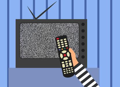 ВС запретил заключенным смотреть любимые ТВ-программы