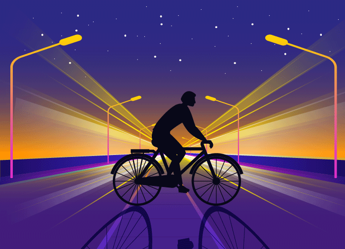 Езда на велосипеде: правила и штрафы за нарушения ПДД