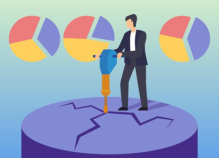 Дробление бизнеса: главные ошибки и проблемы