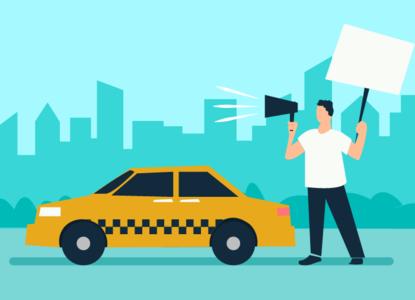 Бесправное такси: что делать, если агрегатор отключил от сервиса, а клиент испачкал салон