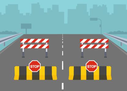 Можно ли оспорить приказ о перекрытии дороги