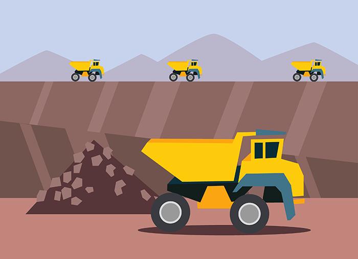 Добыча полезных ископаемых в разрезе недействительности