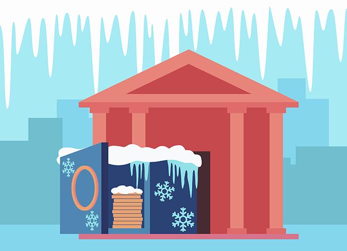 ВС разбирался, какие счета ИП заморозит банк
