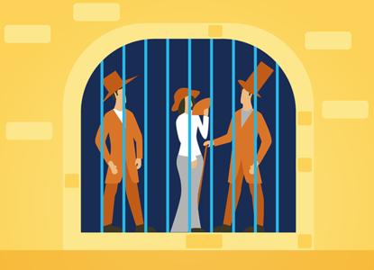 Долговые тюрьмы в истории и литературе