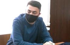 Суд приостановил решение МВД о запрете пребывания Мирзализаде в России / Фото: Пресс-служба Таганского суда/ТАСС