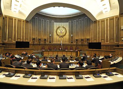Верховный суд подвел итоги работы судов за 2017 год