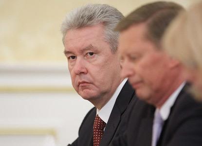 Собянин освободил предприятия Москвы от налога на движимое имущество