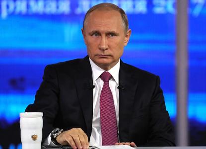Верховный суд во второй раз попросили снять Путина с выборов