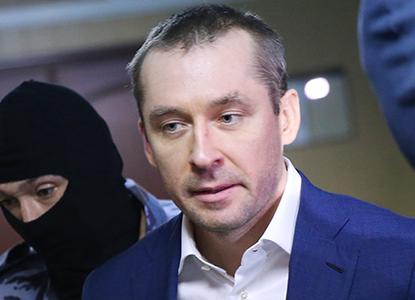 Мосгорсуд продлил арест полковнику Захарченко
